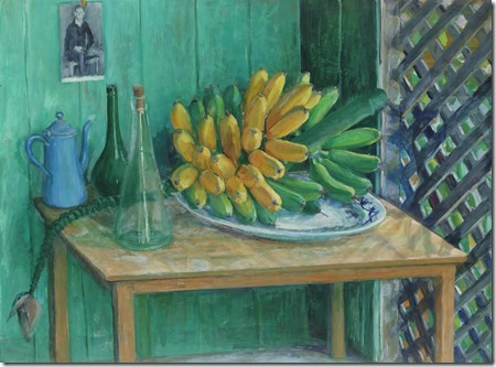 Margaret_Olley,_Bananas_from_the_g154506