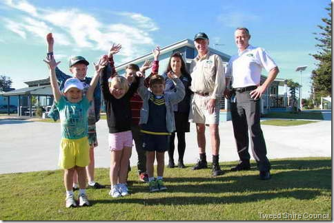 Kingscliff North oliday Park reopens